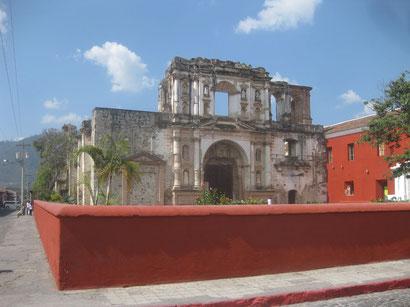 Kirchenruine/Antigua