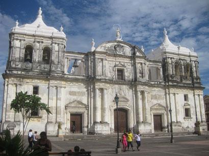 Kathedrale Leòn