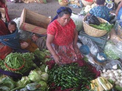 Markt - Antigua