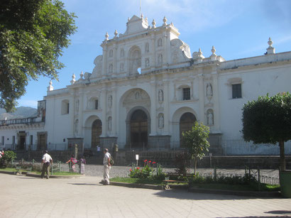 Kathedrale Antigua