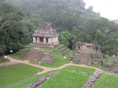 Ruinas Palenque