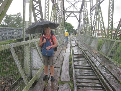 Grenzübergang Panama-Costa Rica