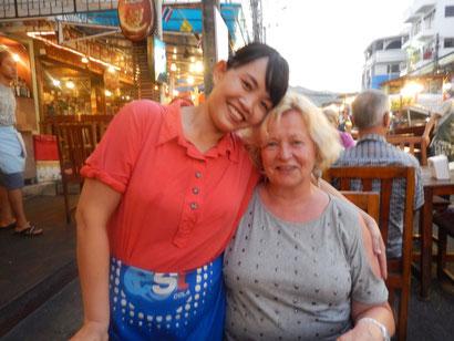 Luong und Elke Februar 2014