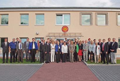 Gründung 2009 auf dem Wiesbaden Army Airfield (Bild: MTK)