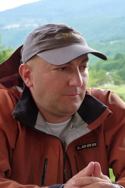 Admir-Ado Jeginovic, bosnia-flyfishing