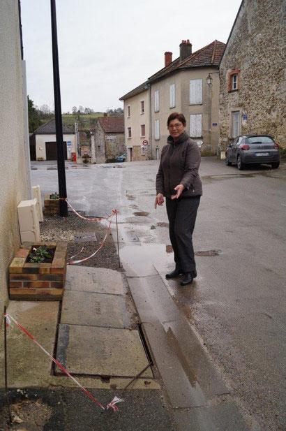 Jacqueline Picart est maire de La Chapelle-Monthodon depuis février 2015. L'édile ne se représente pas à l'élection municipale de mars prochain.