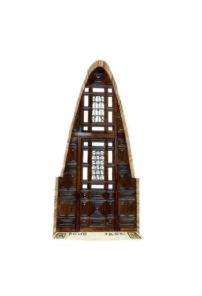 Collegio delle Teresiane - portale