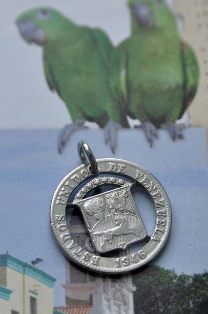 Münzsägewerk Katrin Thull | Venezuela - Wappen