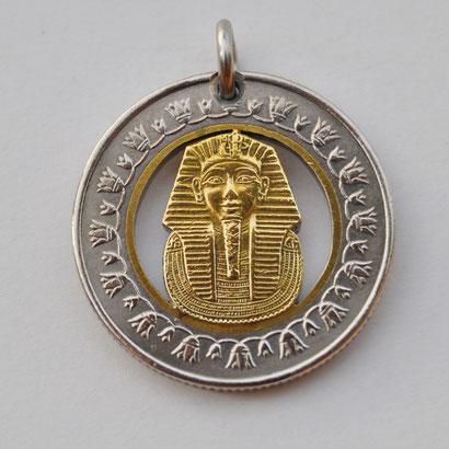 Münzsagewerk Katrin Thull | Ägypten Tutanchamun