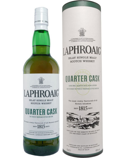 Laphroaig Quarter Cask - Ralf Zindel