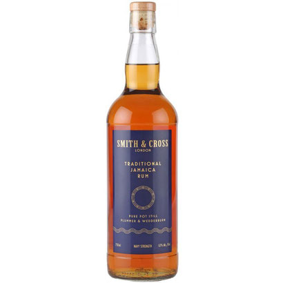 Traditional Jamaica Rum Cross & Smith