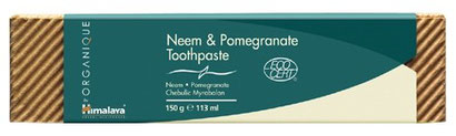 Dentalcream certified organic