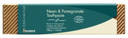 Niem & Granatapfel Zahncreme