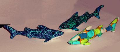 Sandtier Hai