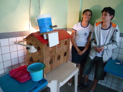 Casa Ecológica (1 ano)