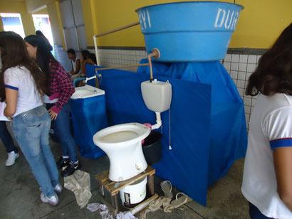 Reaproveitamento da Água (2 ano)