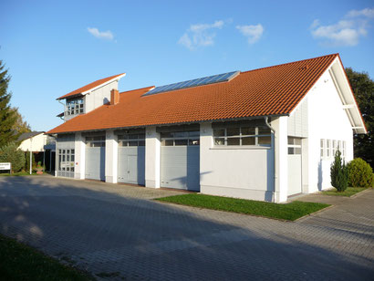 Gerätehaus FF Kayna Bahnhofstraße 33 in Kayna