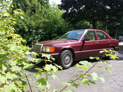 Mercedes 190E 2.0 1989