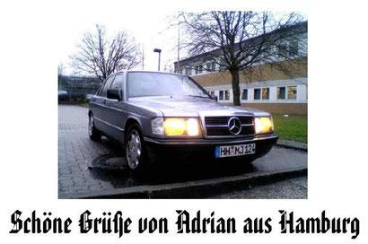 Mercedes 190E 2.3