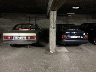 Mercedes 230CE & 200E