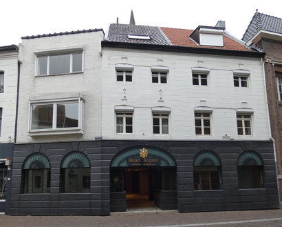 Sittard Limbrichterstraat 53-57 rijksmonument, bouwhistorisch onderzoek stadspanden achttiende eeuw