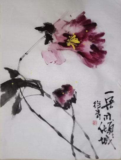 Frühling 3 (46x35 cm)