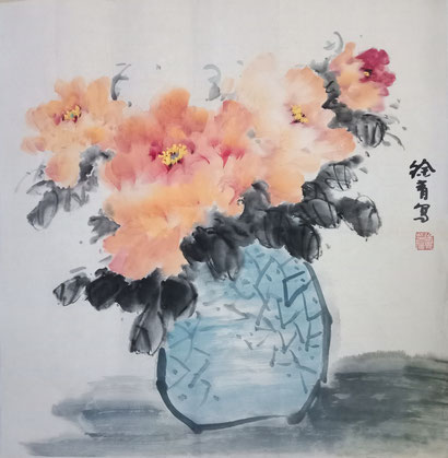 Sommer (50x50 cm)
