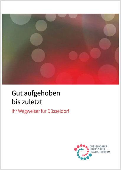 Infobroschüre Palliativversorgung Düsseldorf