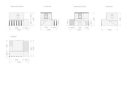 2D CAD-Zeichnungen
