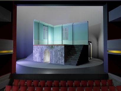 fotorealistische 3D Visualisierung Rendering