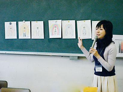 認知症予防のプロ、アートセラピー講師