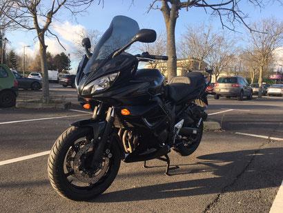 Yamaha 600 fazer FZ6 S2