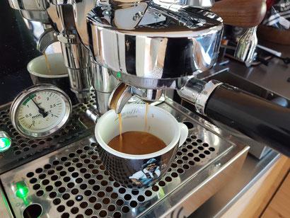 Barista: Doppio Cappuccino