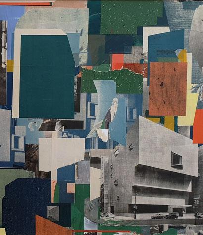 Angus Vasili  'Marcel Breuer New York'(detail)