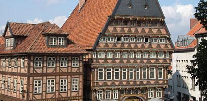 Historische Immobilie in Hildesheim