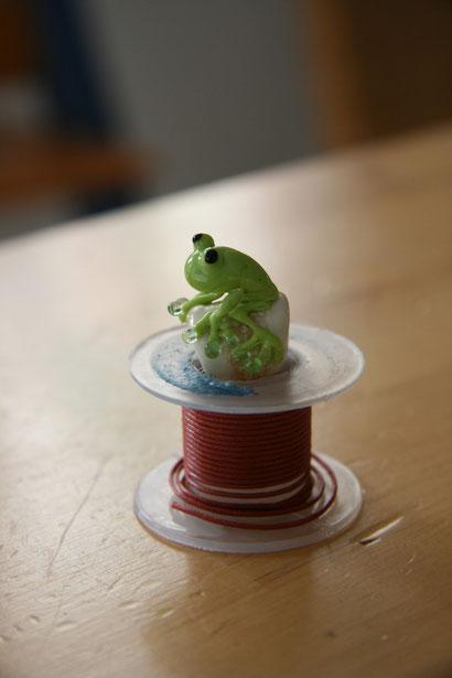Meine erste kleine Frosch vom 22 Juni 2012