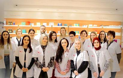 Team Katharinen-Apotheke