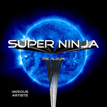 Super Ninja: The album (album cover)
