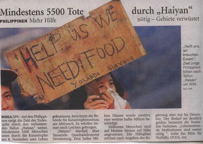 Ostfriesen-Zeitung v.28.11.2013