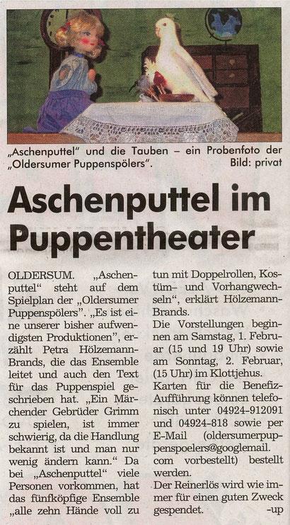 Der Wecker v. 5.01.2014