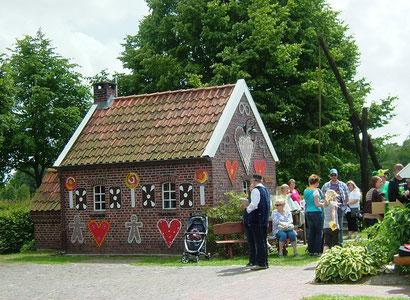 Märchenfest Wiesmoor 2016 im Torf- und Siedlungsmuseum. Immer wieder schön! Wir freuen uns schon auf das nächste Mal (11.06.2017)
