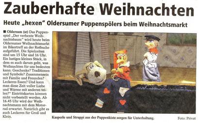 SonntagsReport v. 7.12.2014