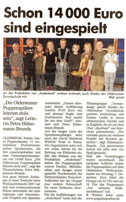 Der Wecker v.9.11.2014