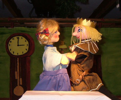 """""""Ella, willst du meine Frau werden?"""""""