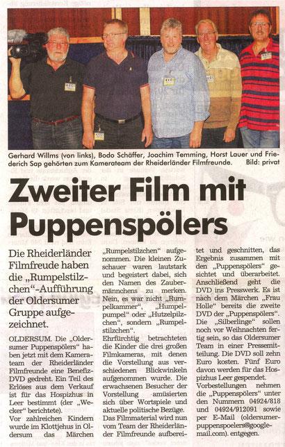 Der Wecker v. 29.09.2013