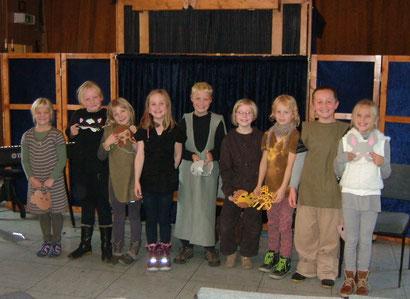 Unsere Anderland-Junioren