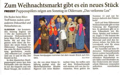 Ostfriesen-Zeitung v. 30.11.2016