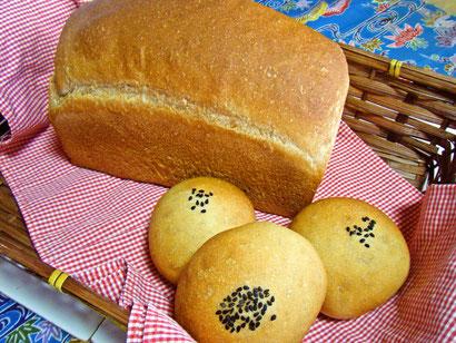 玄米粉の入ったリブレパン