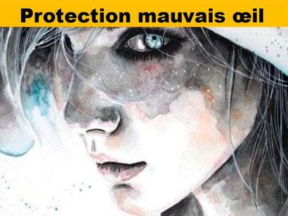 Protection mauvais œil - magie noie  - Le pèlerin bien-être.fr