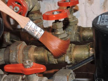 cleaning brush Renegade Rakebroom Gardirex balai Krallenbesen